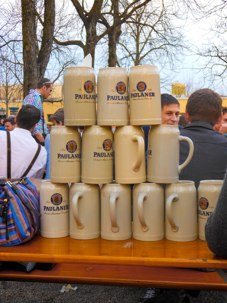 Why fight the crowds of Octoberfest when Munich has a lesser known, more authentic festival in the Spring - Starkbierfest. Here's how to attend.