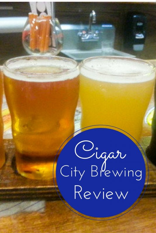 Brewery Snapshot: Cigar City Brewing in Tampa, Florida. Loved the creativity of Cigar City Brewing's beers. They're more than just Jia Alai!.