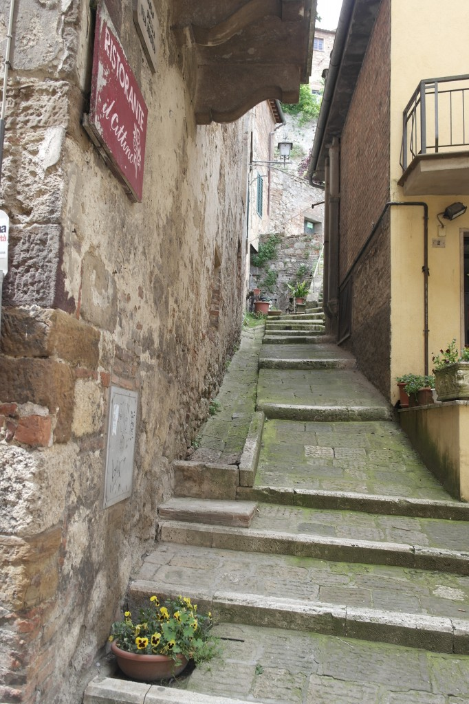 The Tuscan Stairmaster
