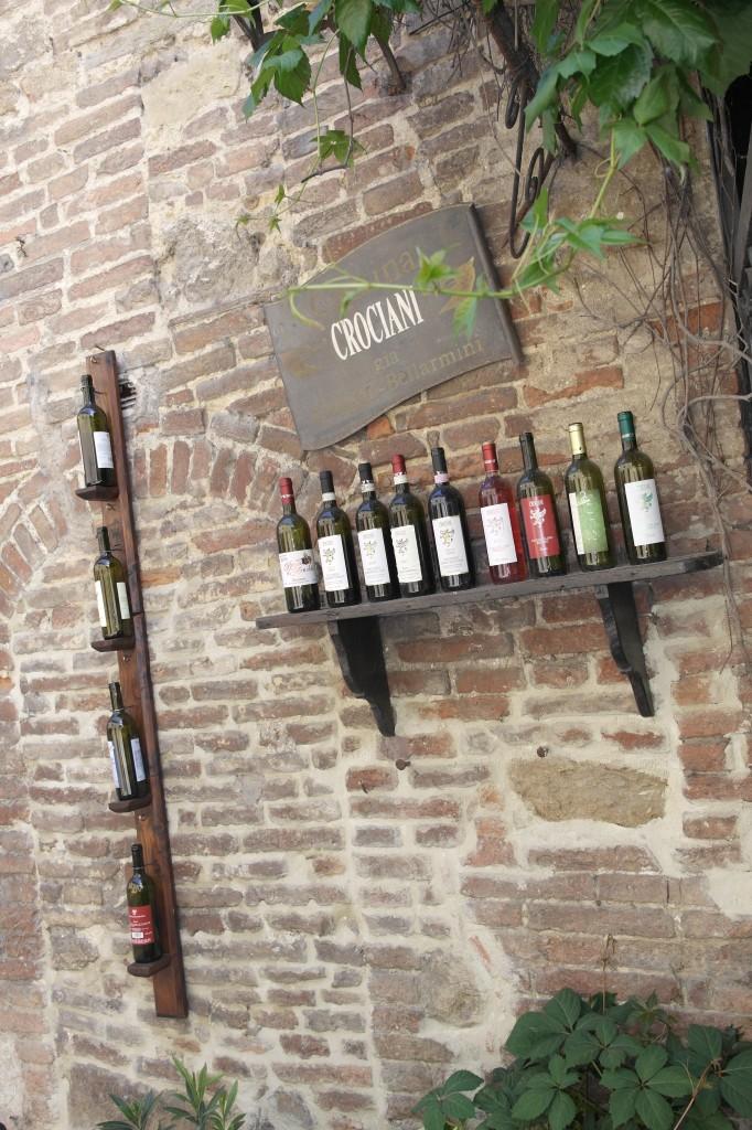 Crociani Wine Cellar