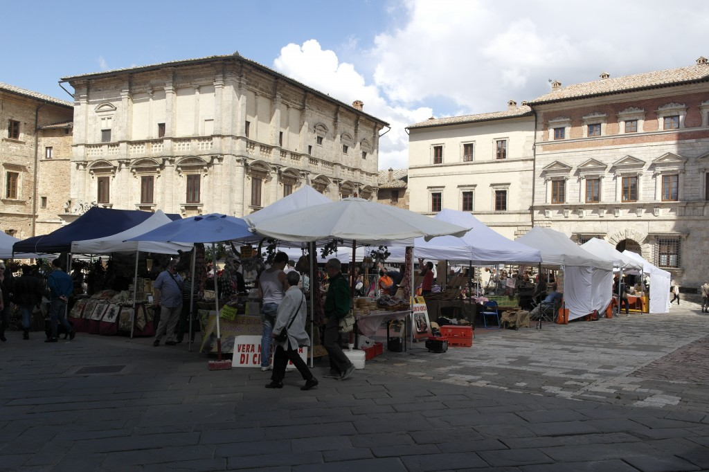 A Weekly Market