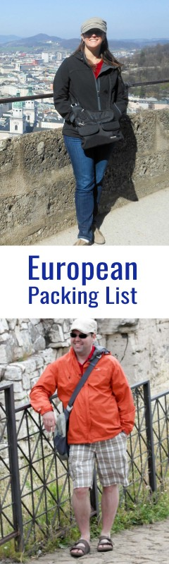 What to Wear in Europe this Summer – All the essentials you need to plan an awesome summer vacation in Europe!