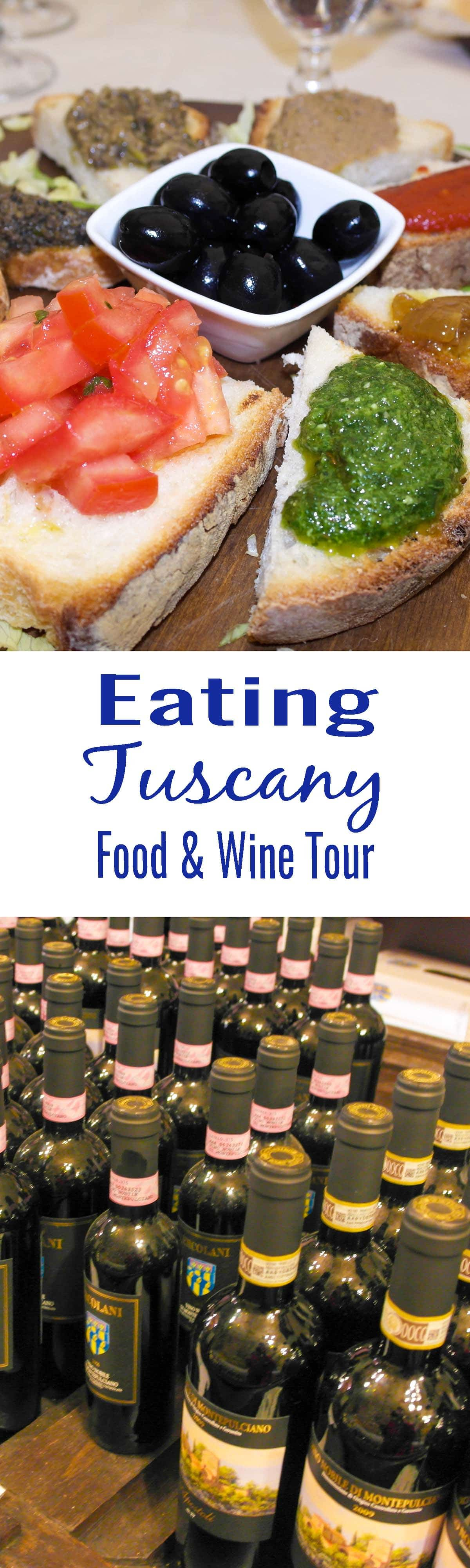 Savoring slow cooking and the slow life on a weeklong Tuscany Food and Wine Tour. The perfect restoration for the hungry soul!