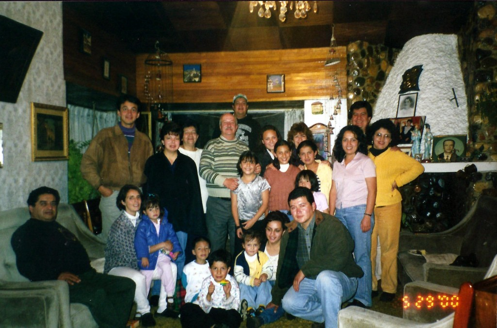 My Ecuadorian Host Family