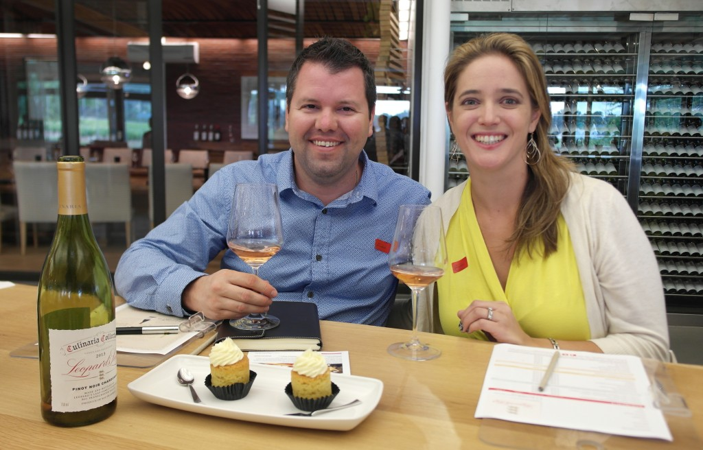 Life Before Baby Gourmand Sipping Wine in Cape Town