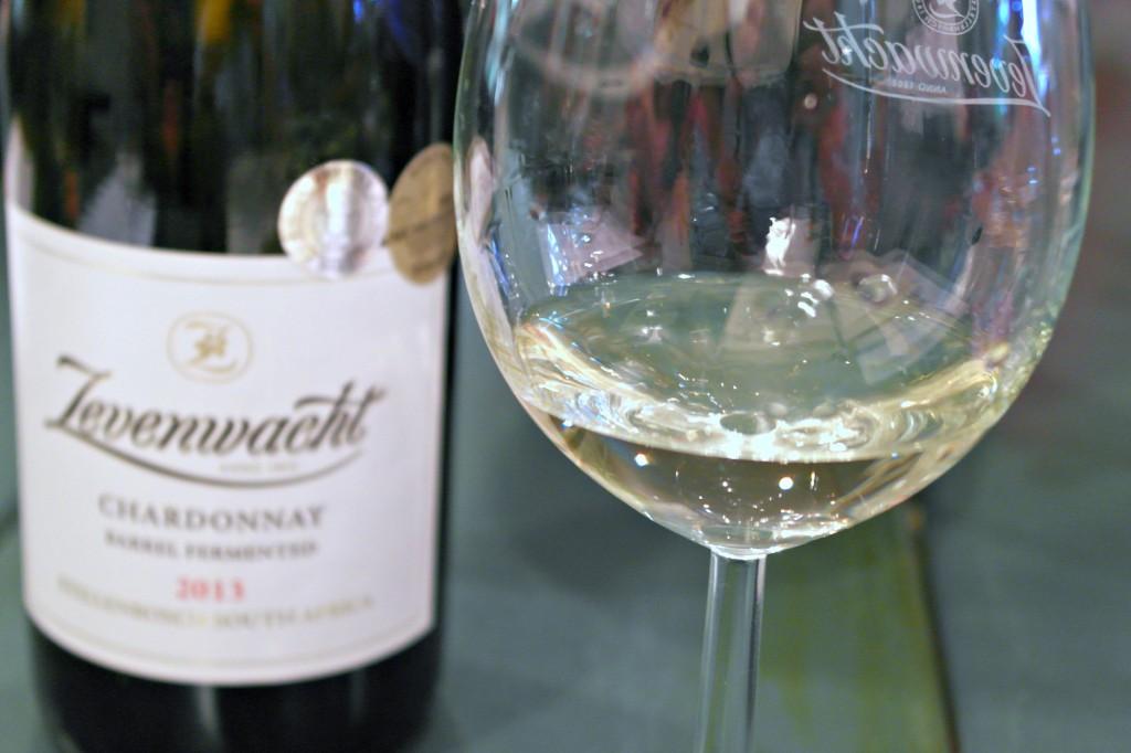 Zavenwacht 2013 Chardonnay