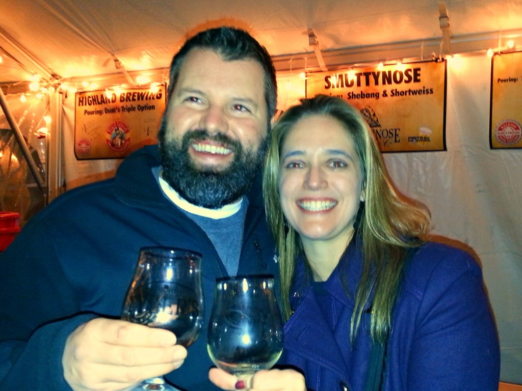 The Gourmands at Raleigh Rare Beer Festival