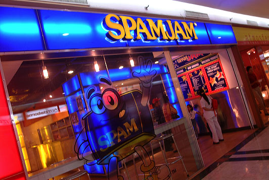 Spam Jam in Manila, The Philippines – The Travel Tart