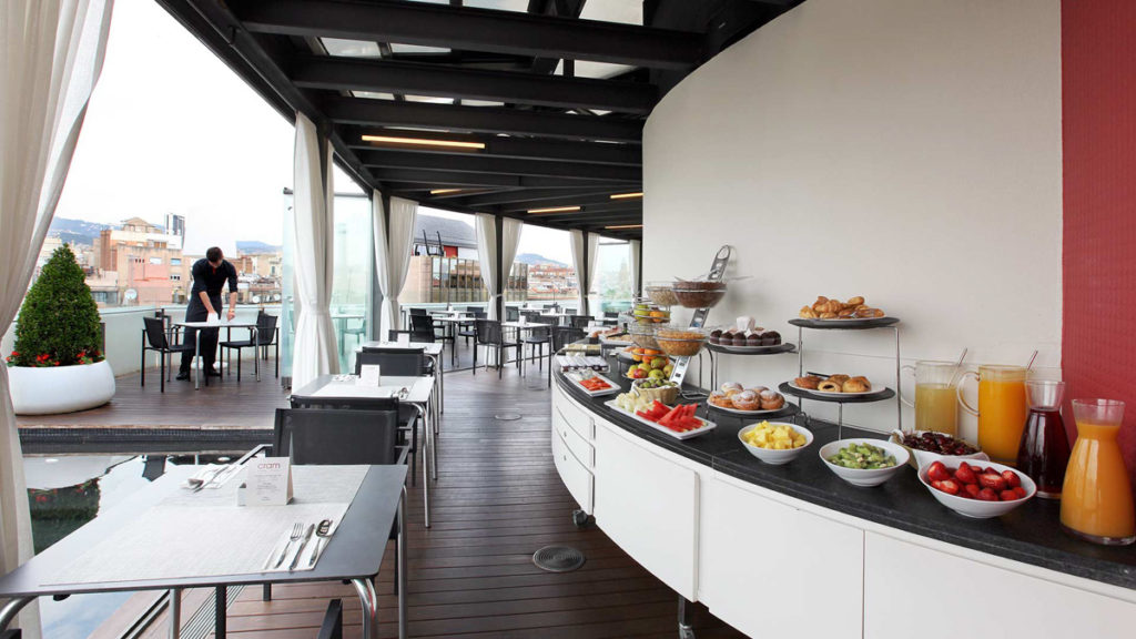 9 Mouthwatering Foodie Hotels in Barcelona - Perhaps these aren't hotels but restaurants with guest rooms? I'm okay with that. A list of the best foodie hotels in Barcelona!