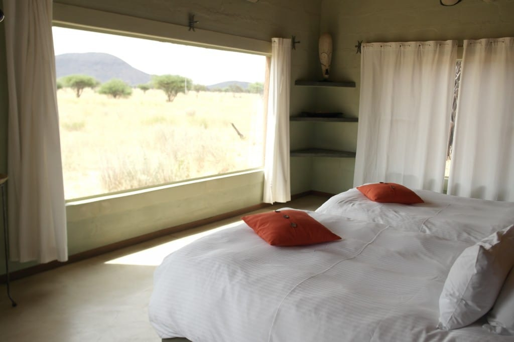 Lodging at AfriCat