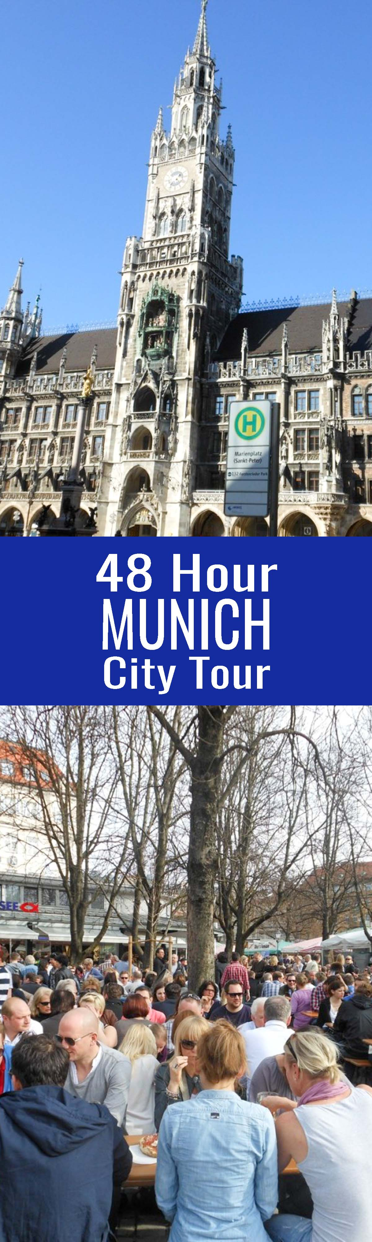 Only have 48 hours in Munich? Here's a list of my most recommended attractions covering history, culture, food, and beer!