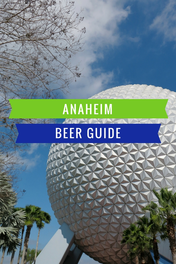 Don't overlook Anaheim when planning your California beercation. From sours to IPAs to European influenced breweries, there's something for everyone in our Anaheim Craft Beer Guide!