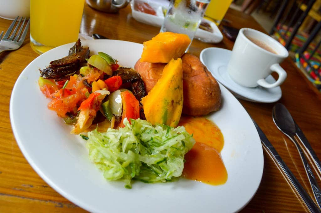 St Lucia Cuisin