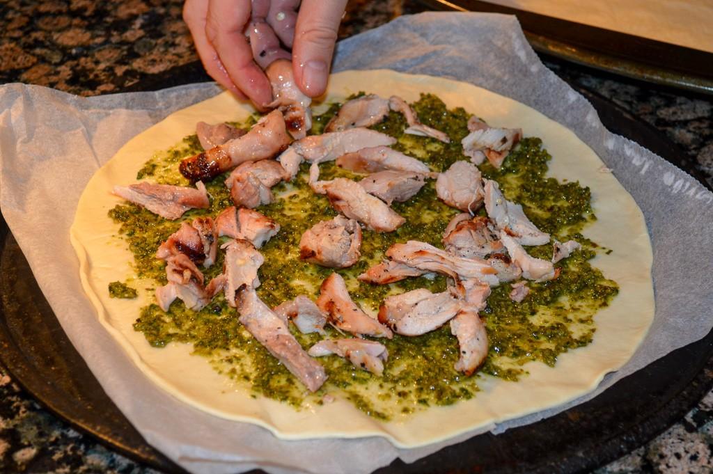 Pizza Making with Wewalka!