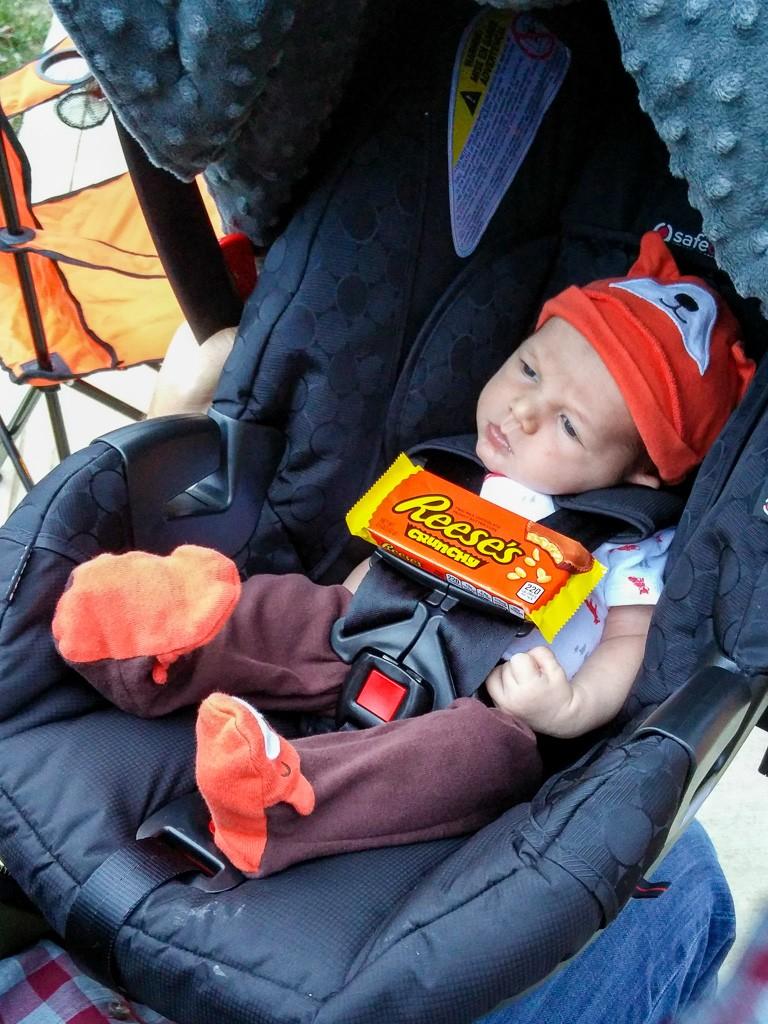 Baby Gourmands First Halloween