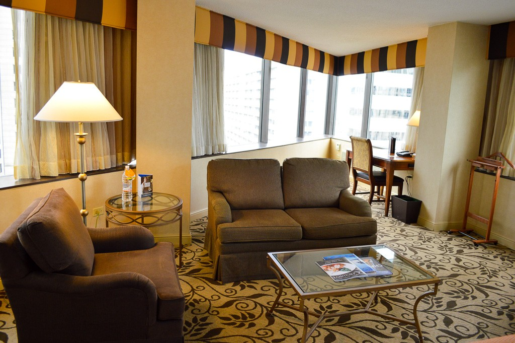 Omni Charlotte Hotel Review