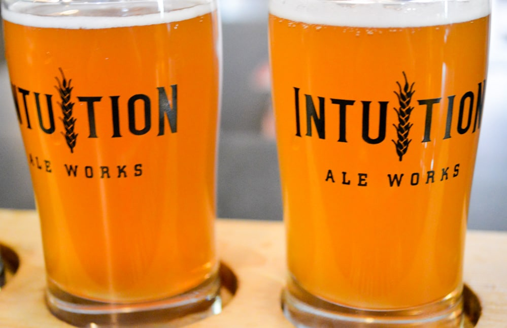 Intuition Ale Works in Jacksonville, Florida - Brewing small batch, handcrafted ales