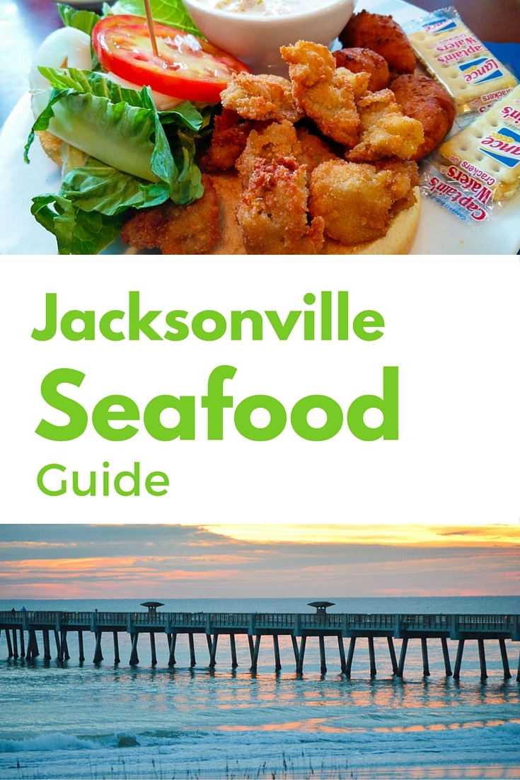 One hungry food writer's search for the best classic seafood restaurants in Jacksonville, FL