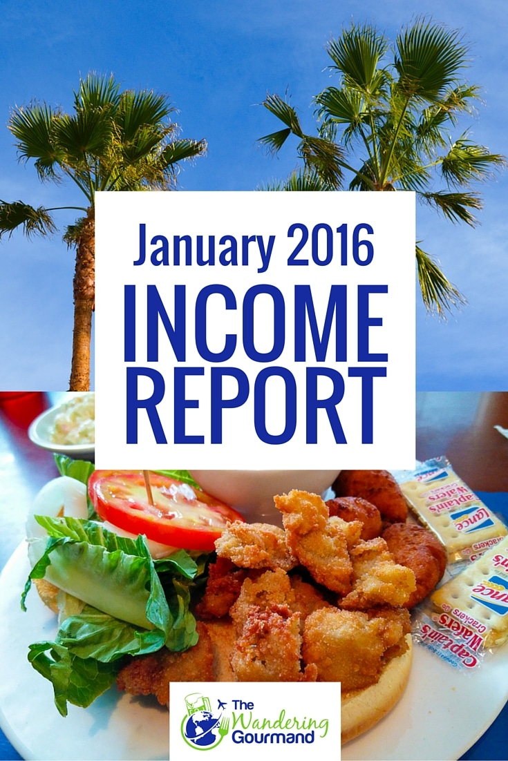 Each month I publish a Blog Income Report to inspire others to plan their own exit strategy from the cubicle hamster race. Here's January's edition.