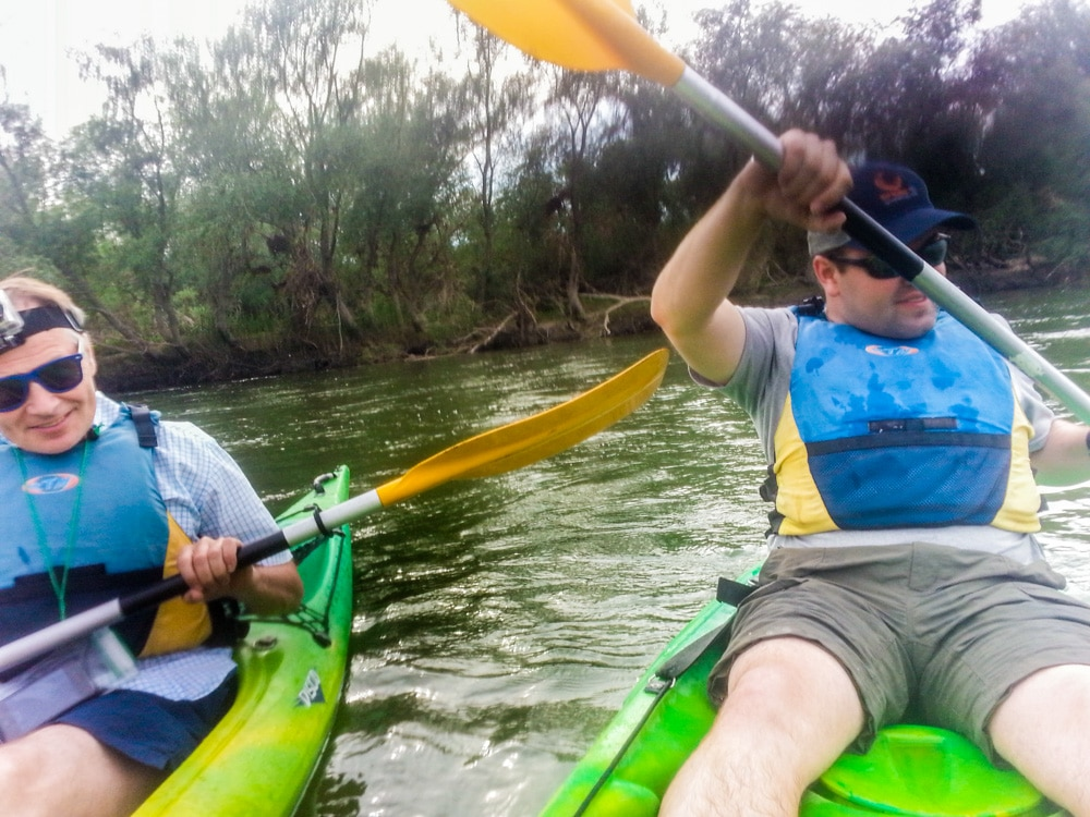 Kayaking the Ebro River in Spain – Explore the villages of Terres de l'Ebre, Spain via a kayak on the Ebro River. A bucket list adventure!