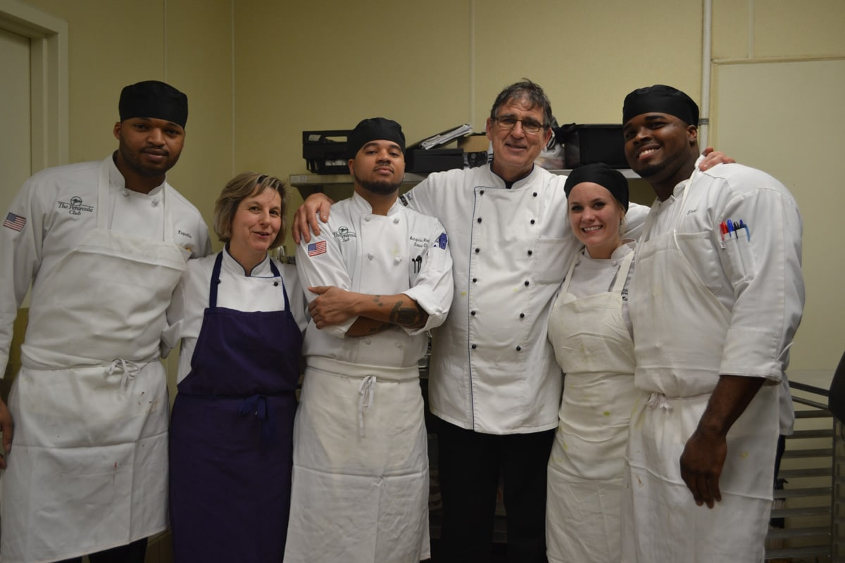 Le Calabash Cookery School from the Loire Valley, France shares their passion for food in North Carolina through a series of guest chef appearances and parties.