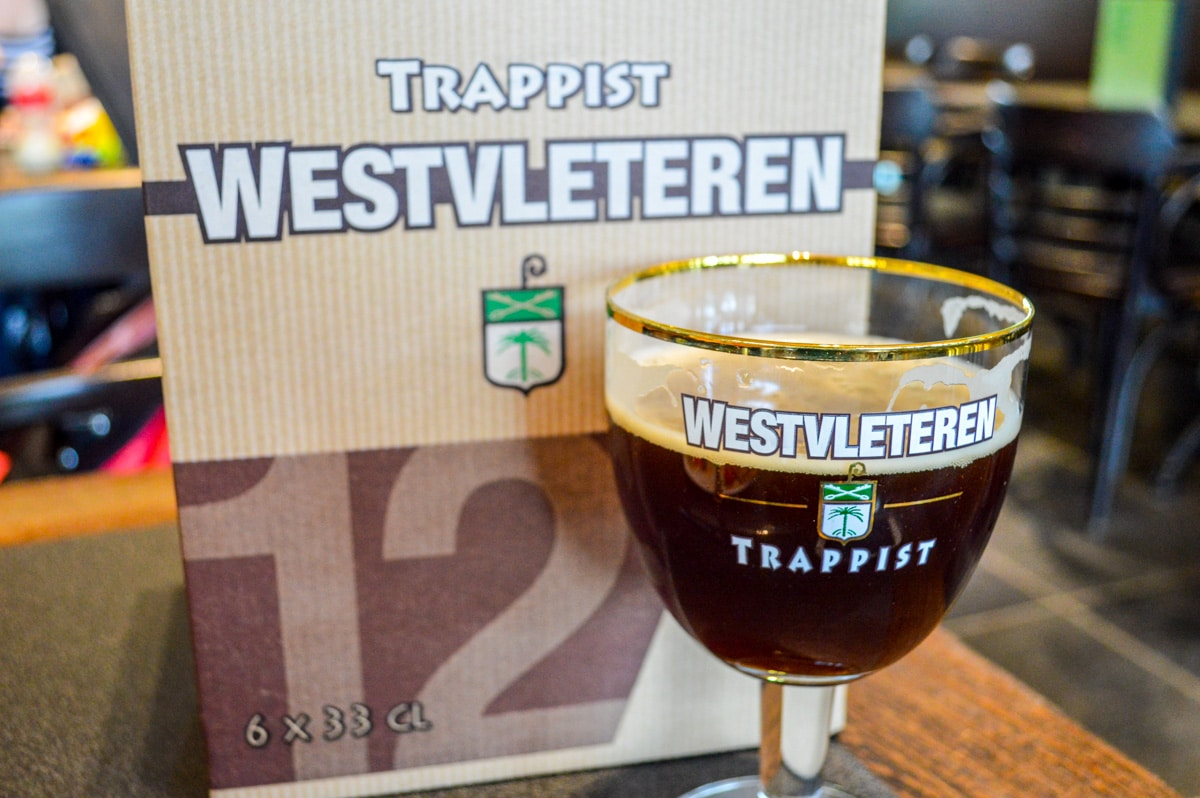 A visit to Sint Sixtus Abbey to drink Westvleteren 12 from the source. Yes, this very well could be the world's best beer!