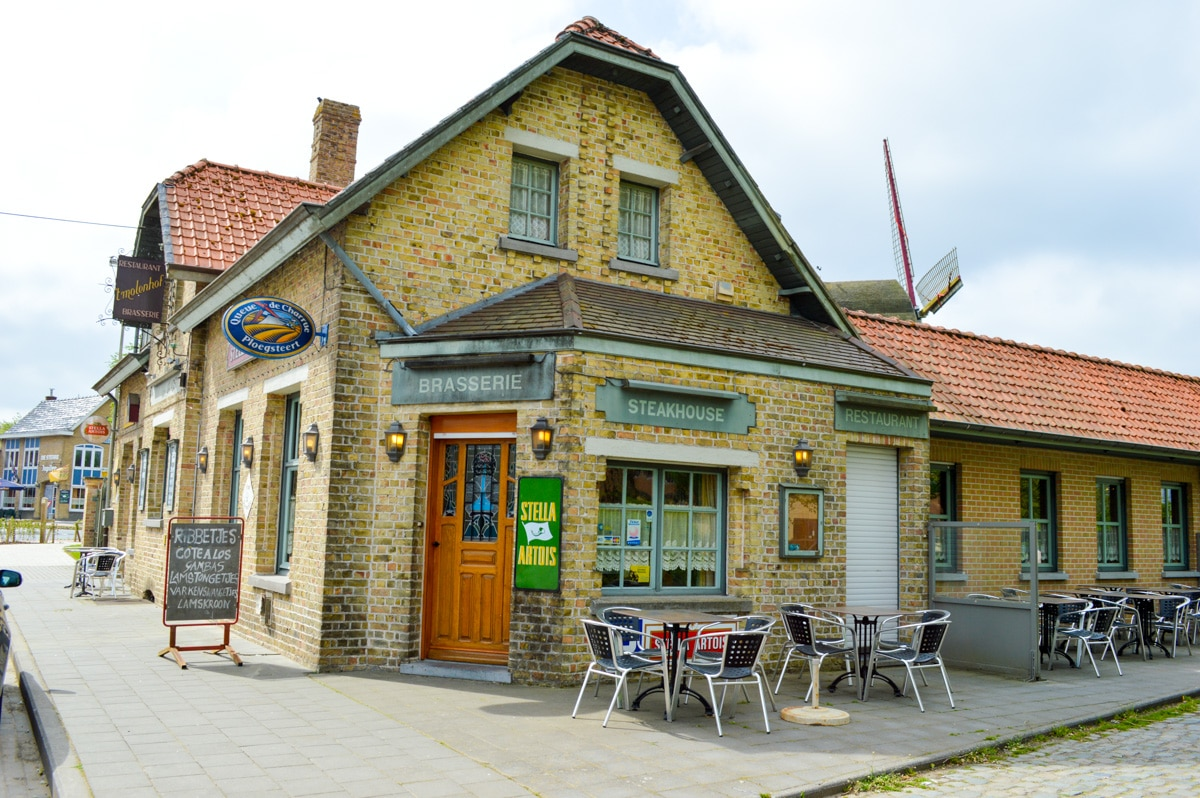 A restaurant review of 'T Molenhof in Oostvleteren, Belgium. One of the best restaurants I've eaten at in the world for both food and beer!