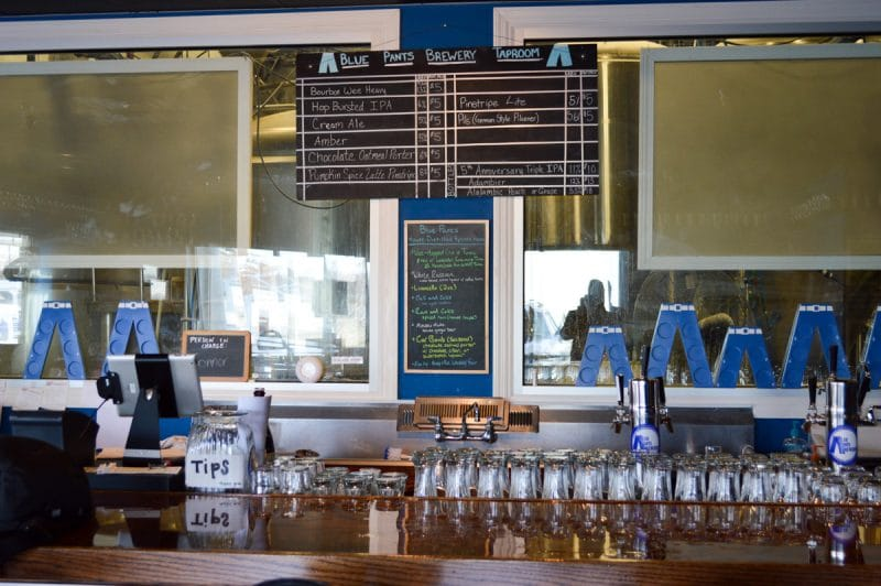 Brewery Spotlight: Blue Pant Brewery in Madison, Alabama – Blue Pants Brewery is one of the geekiest breweries I've been to. Check out my interview with Head Brewer Weedy. I love what these guys are brewing!