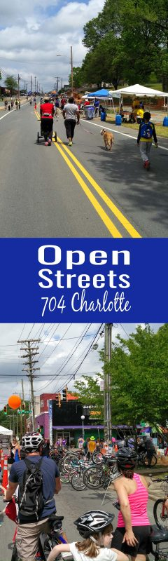 Open Streets 704 was an awesome way to experience a car free Charlotte. We can't wait for the next one!