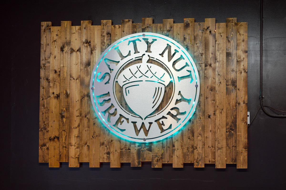 Taproom Talk: Salty Nut Brewery in Huntsville, Alabama. Travel through Huntsville's food and craft beer travel scene with Salty Nut Brewery co-owner Jay Kissell. Huntsville is definitely a destination for craft beer and food!