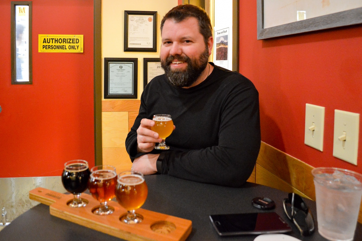 Brewery Snapshot: Yellowhammer Brewing in Huntsville, Alabama – Loved the Belgian and German influenced beers Yellowhammer Brewing is producing. It's a must visit brewery.
