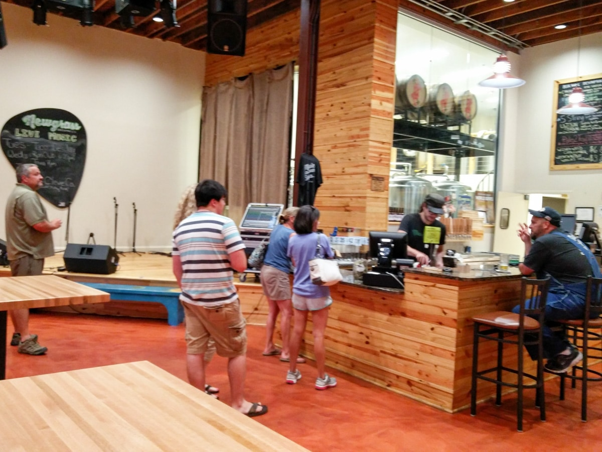 Make a daytrip to Shelby, NC and visit Newgrass Brewing, Bridges Barbecue, and the historic downtown center. It's a great way to spend an afternoon!