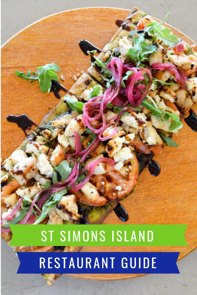 St Simons Island Restaurants Guide A list of the top places to eat and drink in St Simons Island, Georgia to supplement your beach vacation.