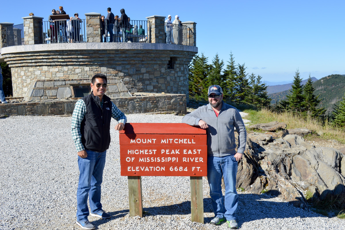 Plan your Blue Ridge Parkway Road Trip through North Carolina with our guide, including suggestions for sightseeing, food, and beer!