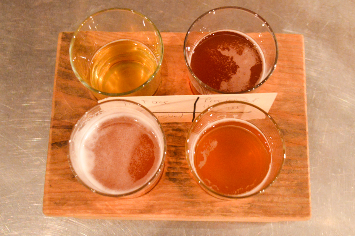 From brewery visits to beer sampling to at home consumption, each month I try a lot of beer. Here is my favorites from November summarized in my November Craft Beer Report.