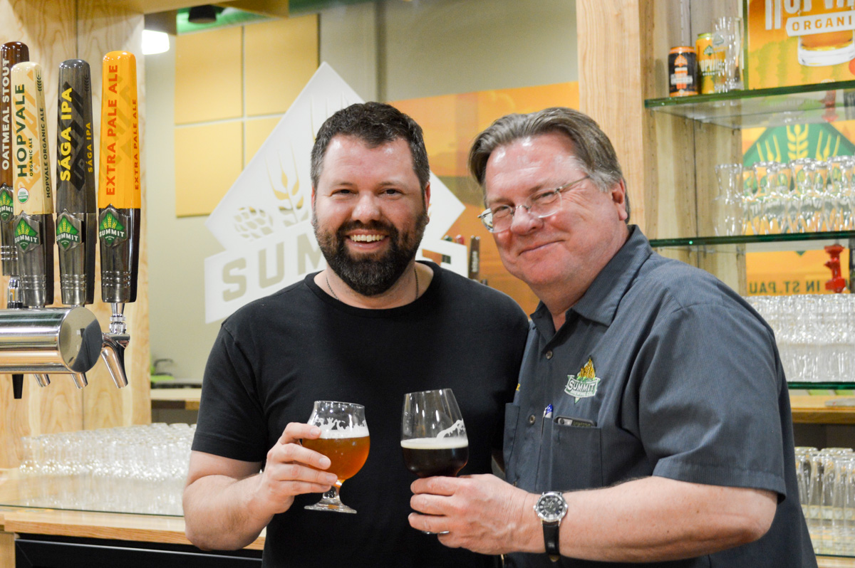 Brewery Spotlight: Summit Brewing in St Paul, Minnesota – Summit Brewing in St Paul has been pumping out amazing craft beer for over 30 years! Find out why Summit has withstood the test of time by visiting the brewery!