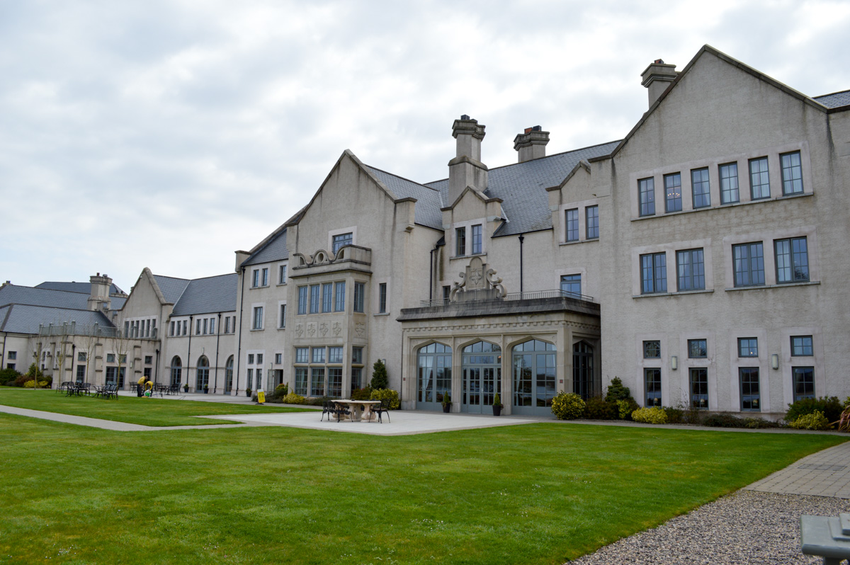 Lough Erne Resort in County Fermanagh, Northern Ireland. From an award winning restaurant to two championship golf courses and a spa, Lough Erne Resort is a must stay on your Northern Ireland vacation.