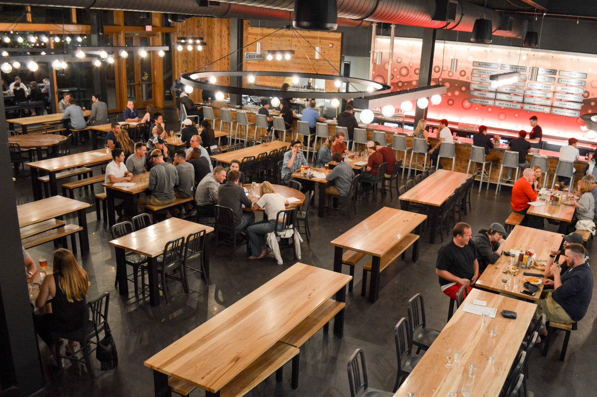 Brewery Snapshot: Surly Brewing, Minneapolis, Minnesota – Surly Brewing in Minneapolis is making waves for more than just their beer, their kitchen also rivals that best of Minneapolis. It's truly a destination brewery!