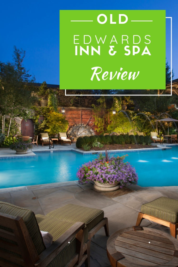 From an award-winning spa to an award-winning restaurant, the Old Edwards Inn and Spa is the ultimate luxurious mountain retreat.