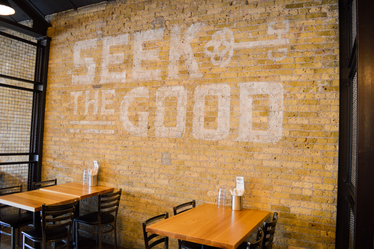 Brewery Snapshot: Good City Brewing, Milwaukee, Wisconsin – Good City Brewing in Milwuakee is making waves for not only bringing West Coast style hop forward beers to Milwaukee, but they're also cooking up upscale food worthy of a good craft beer.