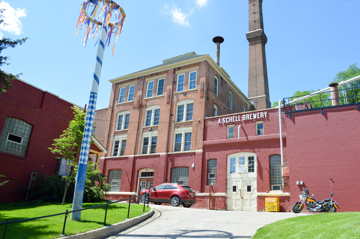 August Schell Brewery in New Ulm, Minnesota is a worthy destination brewery deserving of a day trip from the Twin Cities. There's also plenty of fun, German heritage to discover!