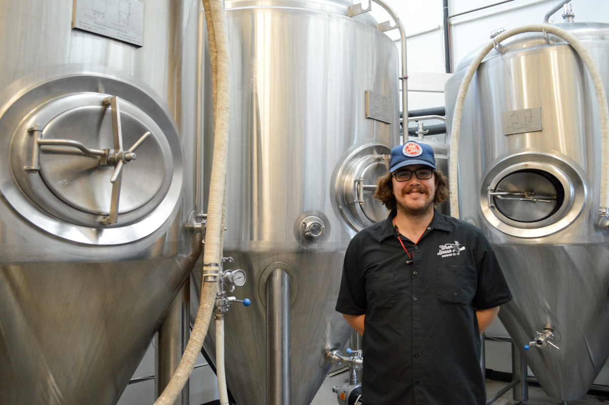 Travel through Phoenix's food and craft beer scene with Wren House Brewing Brew Preston Thoeny as your guide.