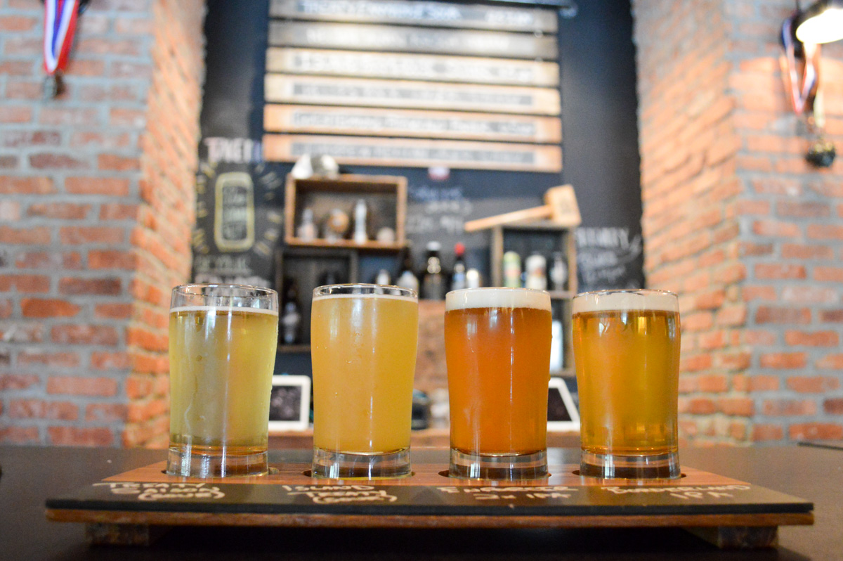 As a beer writer, each month I sample a lot of craft beer. Here are my favorites from June summarized in my August Craft Beer Report.