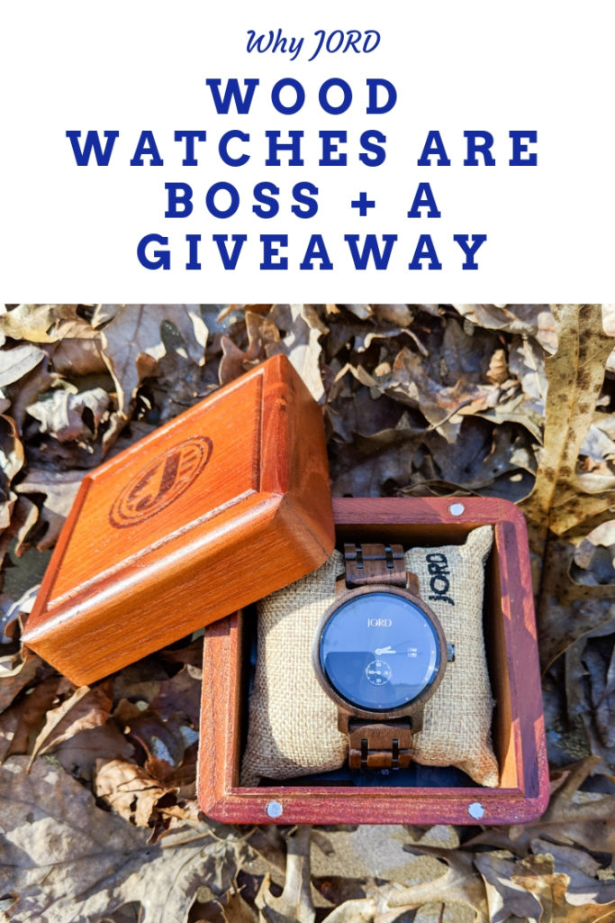JORD Wood Watch Review - Make a sustainable fashion statement with a JORD wood watch. They're a stylish, comfortable, and versatile way to up your fashion game.